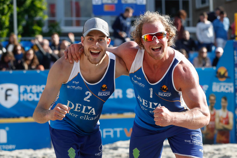 PowerPlay Athlete Bas Verpoorten en Cain van Hal
