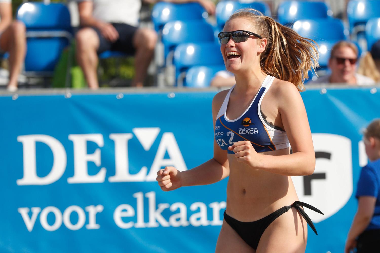 PowerPlay Athlete Nadine Everaert